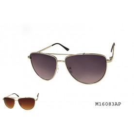 HALF MOON SHAPED AVIATOR