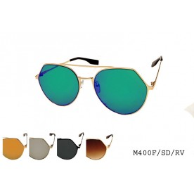 **FLAT LENS** COLORED LENS SUNGLASSES