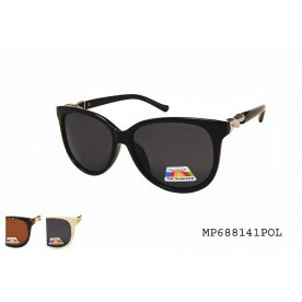 POLARIZED CATEYE WITH METAL PIECE