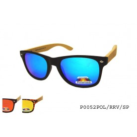 BAMBOO TEMPLE POLARIZED SUNGLASSES