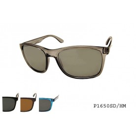FASHION COLORED MIRROR LENS SUNGLASSES
