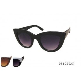 LADIES FASHION CATEYE SUNGLASS
